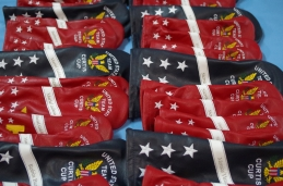 2016 Curtis Cup Team Headcovers